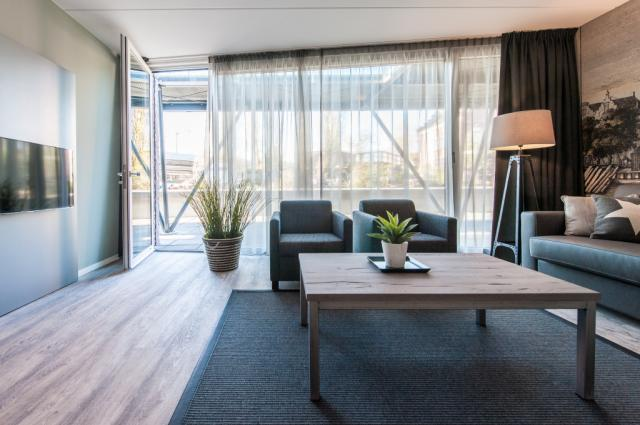 Yays Bickersgracht Concierged Boutique Apartments 9A